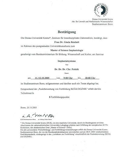 Bestaetigung-G.Reichelt-II