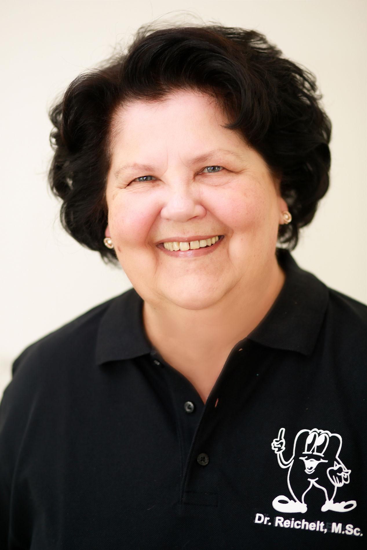 Dr. Gisela Reichelt M. Sc.